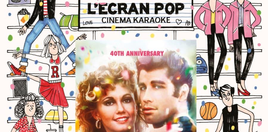 L'Écran Pop transforme le cinéma en karaoké géant !