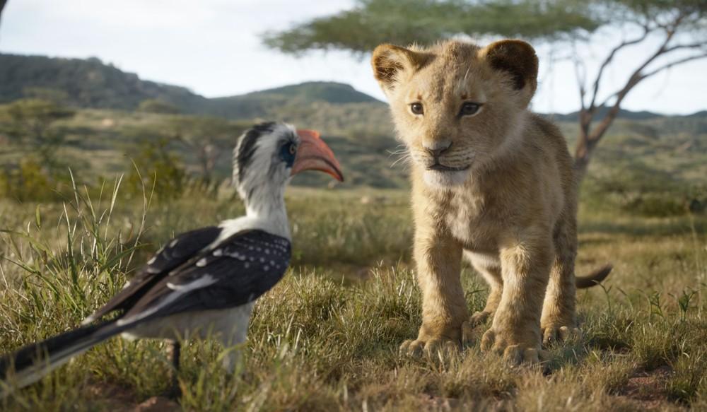 Le Roi Lion Un Chef D Oeuvre Aux Images époustouflantes